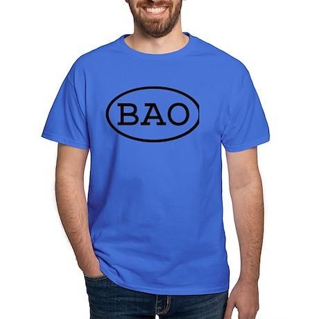 BAO Oval Dark T-Shirt