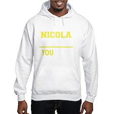 Funny Nicolas Hoodie