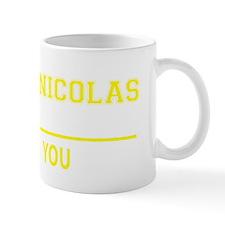 Cool Nicolas Mug