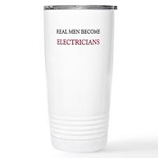 Cute Electricity Travel Mug