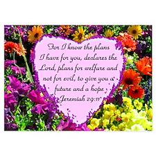 JEREMIAH 29:11 Invitations