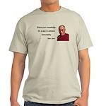 Dalai Lama 3 Light T-Shirt