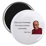 Dalai Lama 3 Magnet