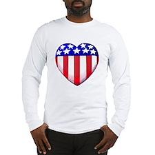 MY AMERICAN HEART Long Sleeve T-Shirt