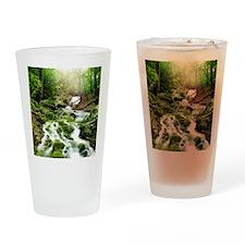 Woodland Stream Drinking Glass