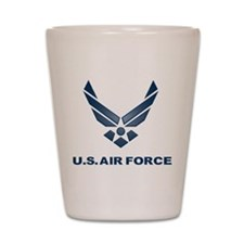 USAF Symbol Shot Glass