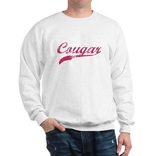 COUGAR SHIRT MILF MATURE SEXY Sweatshirt