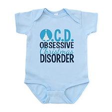 Christmas Obsessed Infant Bodysuit