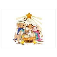 Nativity- Invitations