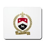 ARSENEAULT Family Crest Mousepad