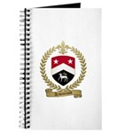 ARSENEAULT Family Crest Journal