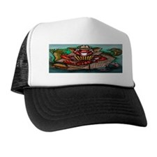 Cute French quarter Trucker Hat
