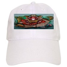 Unique Bourbon street Baseball Cap
