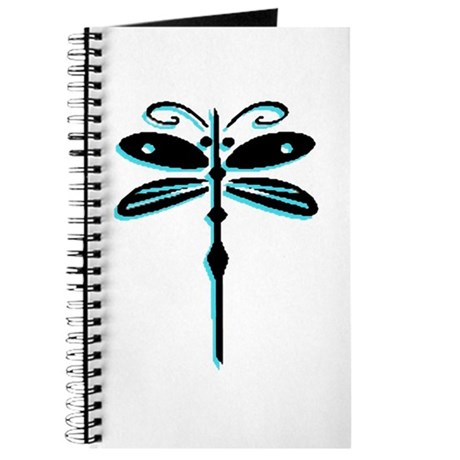 Teal Dragonfly Journal