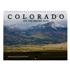 Colorado, Off The Beaten Path-Wall Calendar