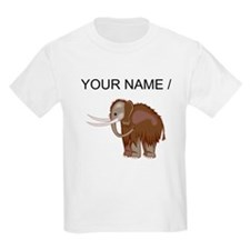 Woolly Mammoth (Custom) T-Shirt