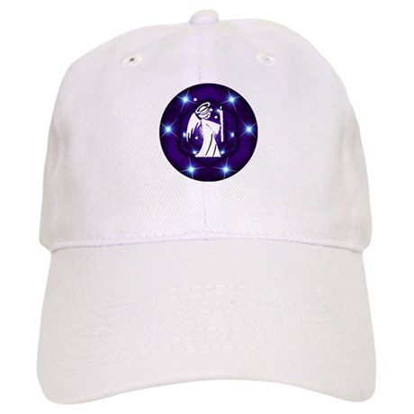 Starry Night Angel Cap