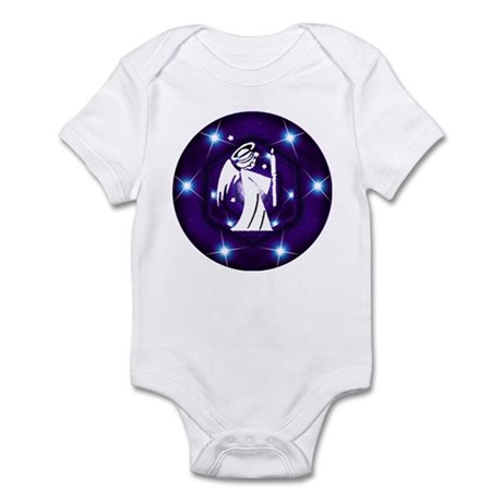 Starry Night Angel Infant Bodysuit