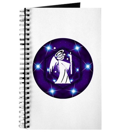 Starry Night Angel Journal