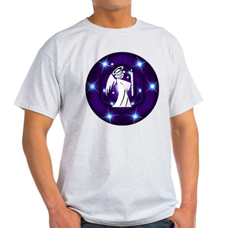 Starry Night Angel Light T-Shirt