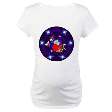 Flying Angel Maternity T-Shirt