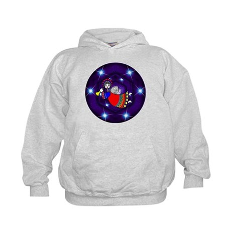 Flying Angel Kids Hoodie