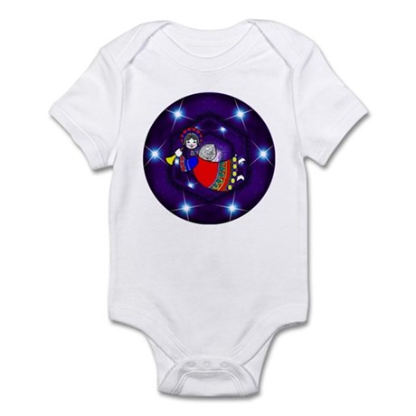 Flying Angel Infant Bodysuit