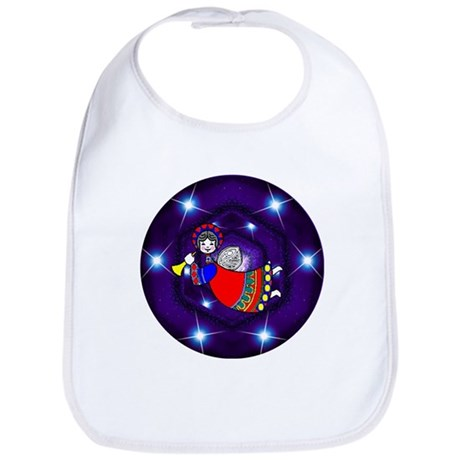 Flying Angel Bib
