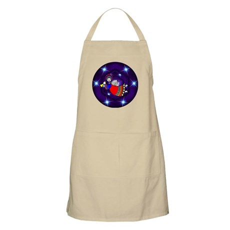 Flying Angel BBQ Apron