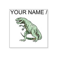 Tyrannosaurus Rex (Custom) Sticker