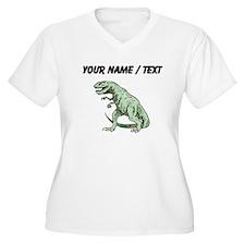 Tyrannosaurus Rex (Custom) Plus Size T-Shirt