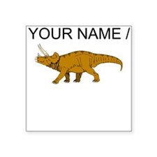Triceratops (Custom) Sticker