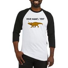 Triceratops (Custom) Baseball Jersey