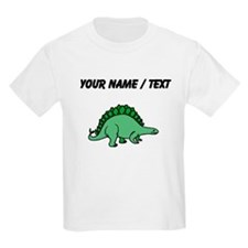 Green Stegosaurus (Custom) T-Shirt