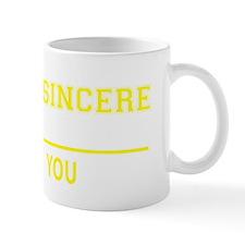 Cute Sincere Mug