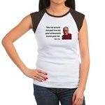 Dalai Lama 7 Women's Cap Sleeve T-Shirt