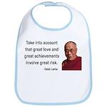 Dalai Lama 7 Bib