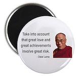 """Dalai Lama 7 2.25"""" Magnet (100 pack)"""