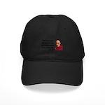 Dalai Lama 7 Black Cap