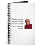 Dalai Lama 7 Journal