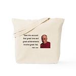 Dalai Lama 7 Tote Bag