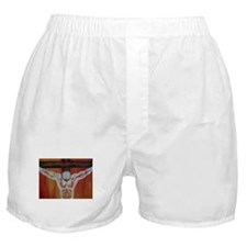 """Crucifixion"" Boxer Shorts"