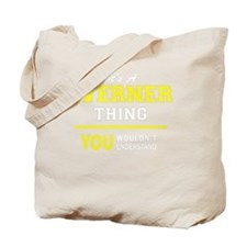 Unique Werner Tote Bag