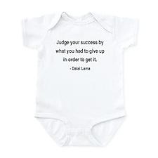 Dalai Lama 8 Infant Bodysuit