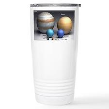 Funny Uranus Travel Mug