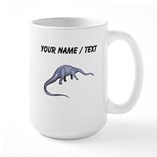 Diplodocus (Custom) Mugs