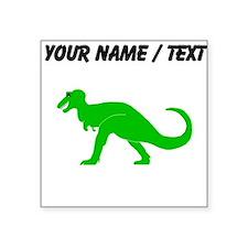 Green T-Rex (Custom) Sticker