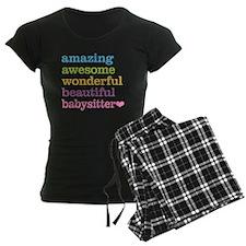 Amazing Babysitter Pajamas