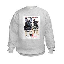 Power Papers Puppies Sweatshirt