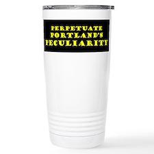 Cute Peculiar Travel Mug
